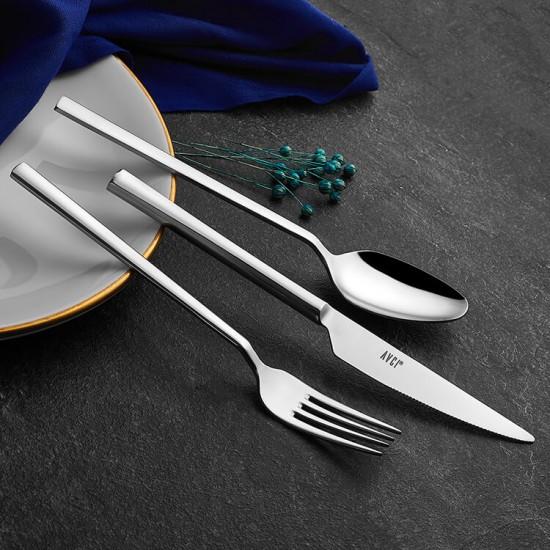 Klas 36 Parça Çatal Kaşık Bıçak Takımı