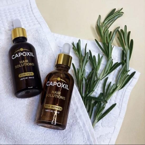 Capoxil Saç Bakım Solüsyonu 50 ml (Erkekler için)