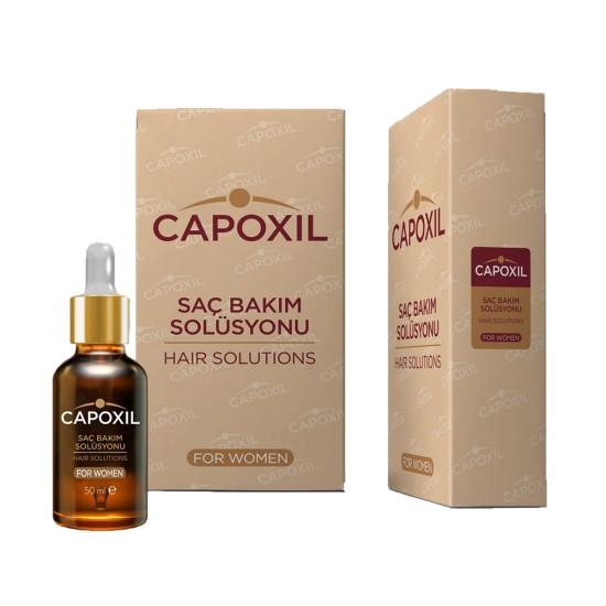 Capoxil Saç Bakım Solüsyonu 50 ml (Kadınlar için)