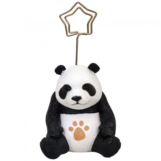 Panda Tasarimli Not Tutucu