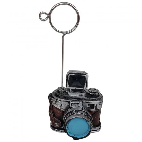 Fotoğraf Makinesi Formunda Not Tutucu