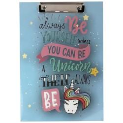 Always Be Yourself Unless You Can Be Unicorn Sekreterlik