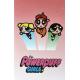 Power Puff Girl Tasarimli Cep Defteri