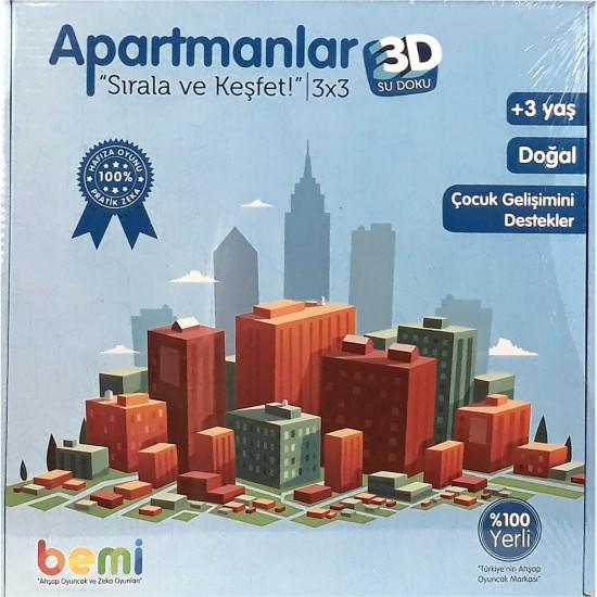 Apartmanlar 3D