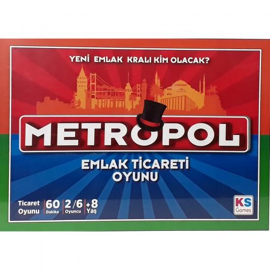 Metropol Emlak Ticareti Oyunu