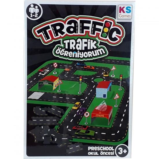 Trafik Öğreniyorum Akil Oyunu