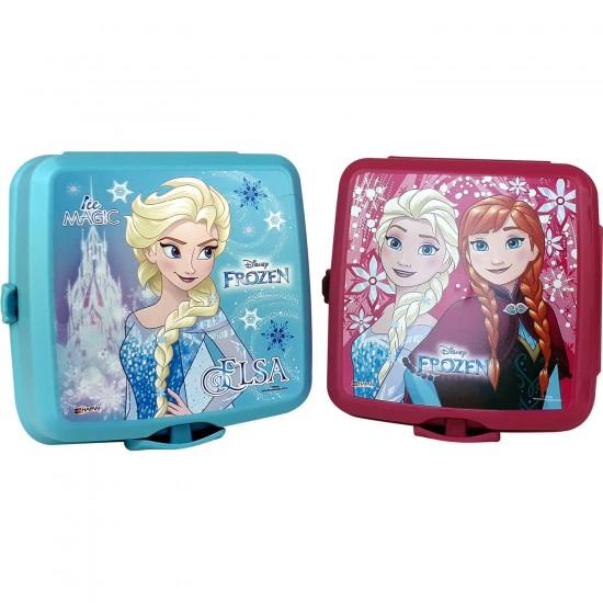 Hakan Çanta Disney Frozen Dört Bölmeli Beslenme Kabi
