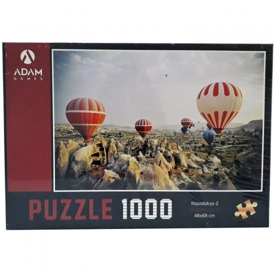 Adam Games Kapadokya Temali Puzzle 1000 Parça