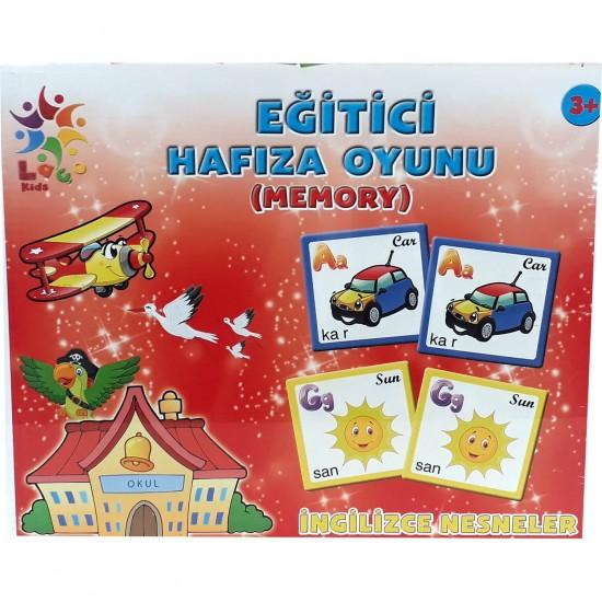 Eğitici Hafiza Oyunu Memory