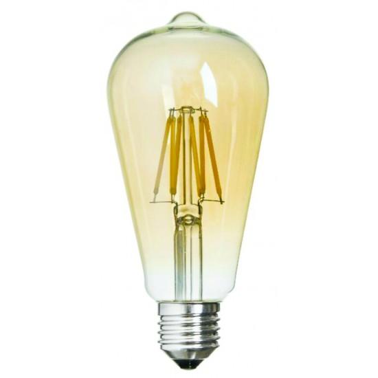 Kes632 Cob Flam. Dimmable Amp.6W E27 Günişiği