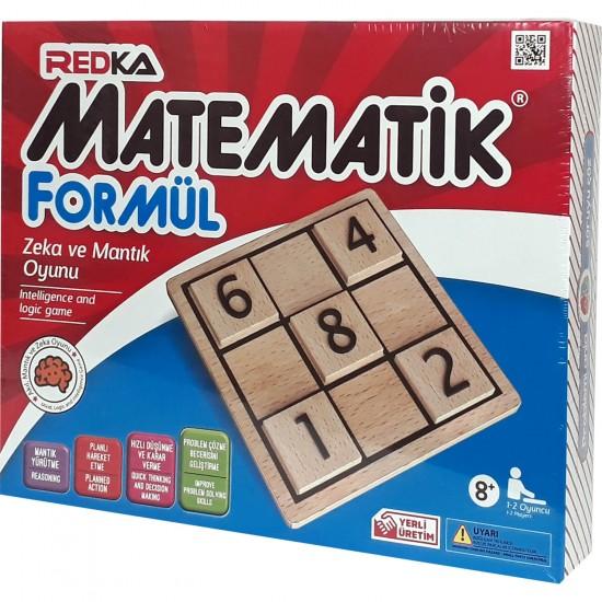 Matematik Formül Zeka Ve Mantik Oyunu